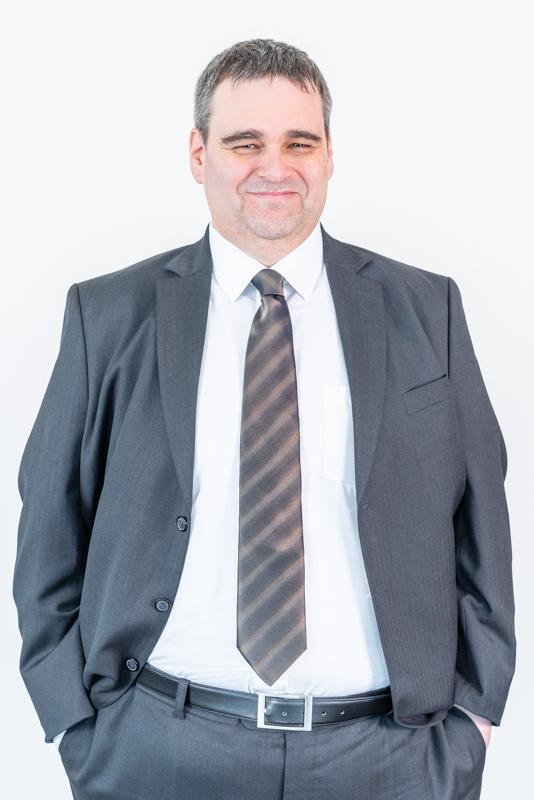 Markus Stäheli (CFO)